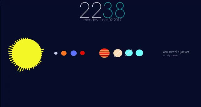 Watch and share Rainmeter GIFs on Gfycat