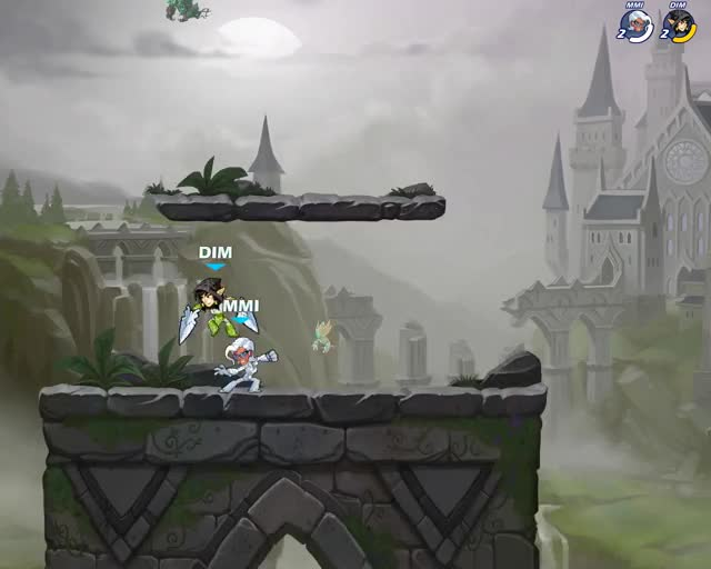 Watch and share Brawlhalla GIFs by dimatrix3 on Gfycat