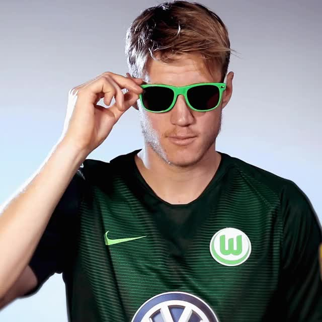 Watch and share 9 Sunglas2 GIFs by VfL Wolfsburg on Gfycat