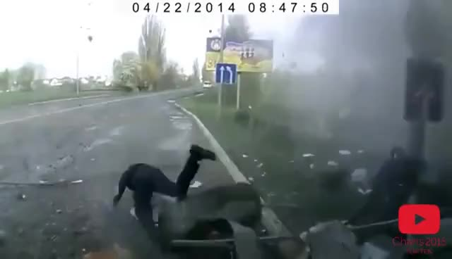 Watch and share Car Explosion Compilation GIFs on Gfycat