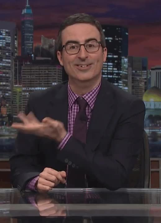 john oliver, John Oliver excited pointing to this gif GIFs
