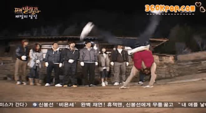Bắn nước qua kẽ răng  Biệt tài tìm hoài chưa thấy đối thủ của Kim Jong Kook ảnh 9