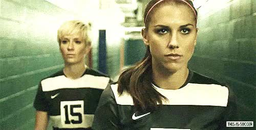 Watch this trending GIF on Gfycat. Discover more alex morgan GIFs on Gfycat