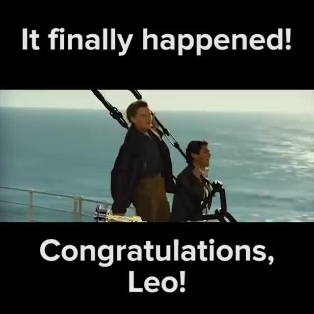 Watch and share Leonardo Dicaprio GIFs and Titanic GIFs by Reactions on Gfycat