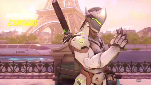 Watch and share Highlight GIFs and Overwatch GIFs by Ven on Gfycat