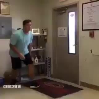 Man goes to supermario