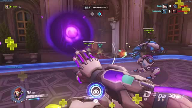 Watch and share Overwatch GIFs by Crnix on Gfycat