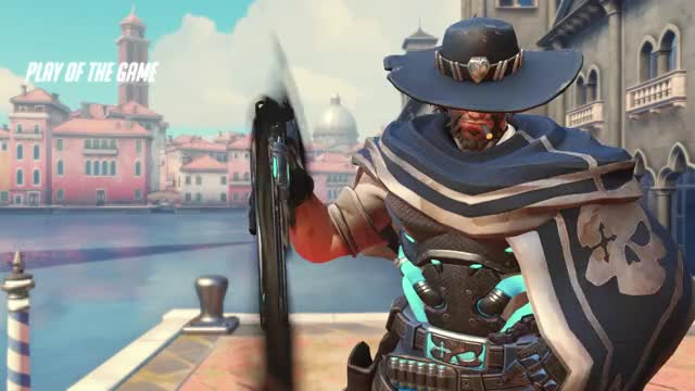 Watch McCree GIF by @fundead on Gfycat. Discover more related GIFs on Gfycat