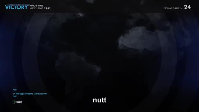 Watch NUTTTT GIF by Xbox DVR (@xboxdvr) on Gfycat. Discover more ItsCrocoSwine, OverwatchOriginsEdition, xbox, xbox dvr, xbox one GIFs on Gfycat