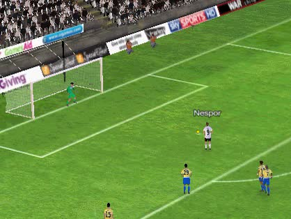Watch FM told me this was a missed penalty... (reddit) GIF on Gfycat. Discover more footballmanagergames GIFs on Gfycat