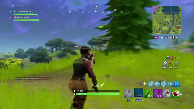 Watch Blind Snipe GIF by Gamer DVR (@xboxdvr) on Gfycat. Discover more FortniteBattleRoyale, xCoDzXiNsAnEx, xbox, xbox dvr, xbox one GIFs on Gfycat