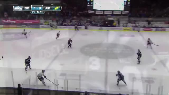 Watch Victor Ejdsell vs. AIK IF, 3/20 GIF by @otfbryantfair44 on Gfycat. Discover more bik karlskoga - aik if, shl GIFs on Gfycat