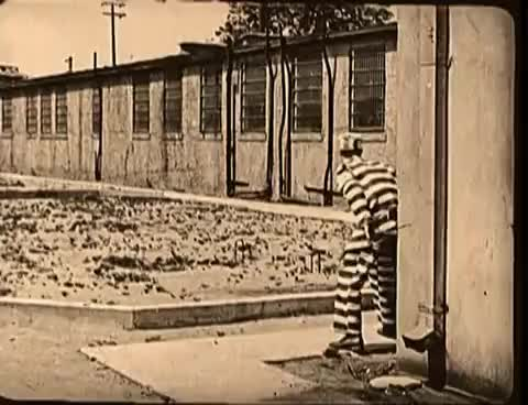 Watch and share 1920 Convict 13 Buster Keaton GIFs on Gfycat