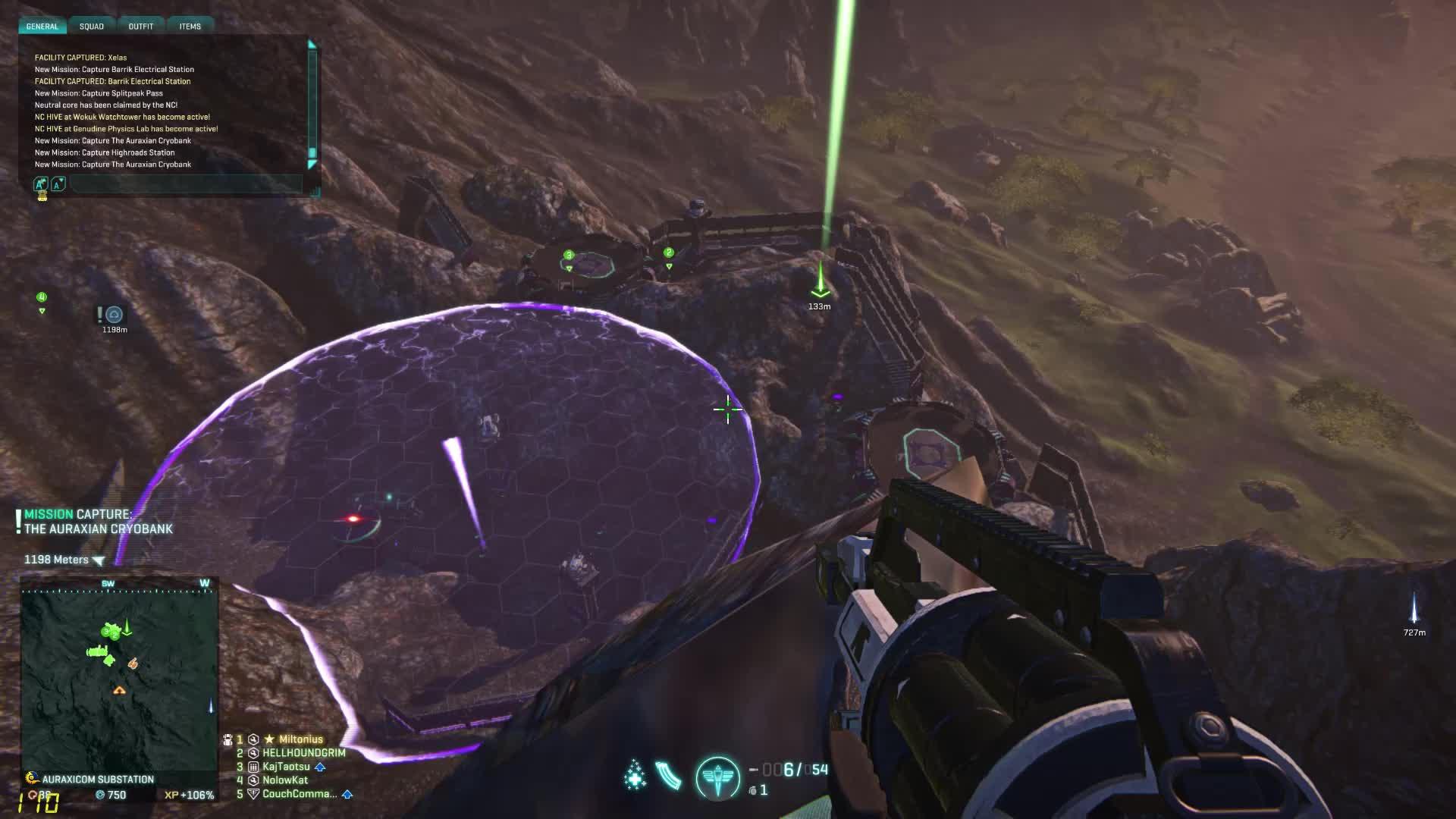 Planetside2 VS Base GIFs