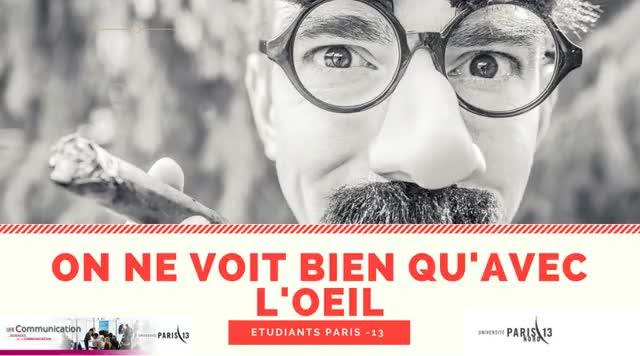Watch and share On Ne Voit Bien Qu'avec L'oeil GIFs by Chenwiya Fati on Gfycat
