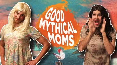 Watch mythical woman GIF on Gfycat. Discover more link neal, rhett mclaughlin GIFs on Gfycat