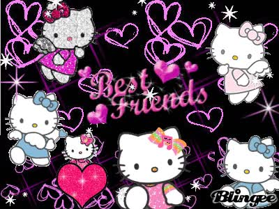 """Watch and share Hello Kitty Best Friends Forever 