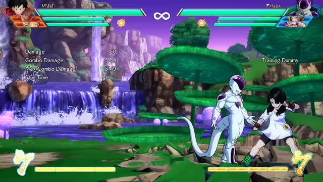 Watch and share Dbfz GIFs by Levin on Gfycat