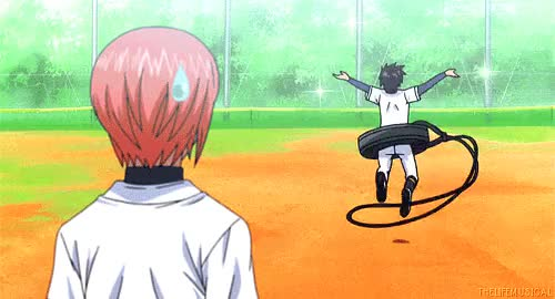 I Ve Come To Love Sports Anime I Don T Even Like Sports Gif Find
