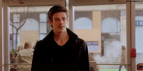 Watch and share Grant Gustin Edit GIFs and The Flash Pilot GIFs on Gfycat