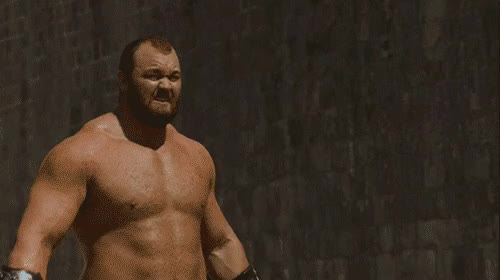 Watch and share The Mountain Game Of Thrones Keg GIFs on Gfycat