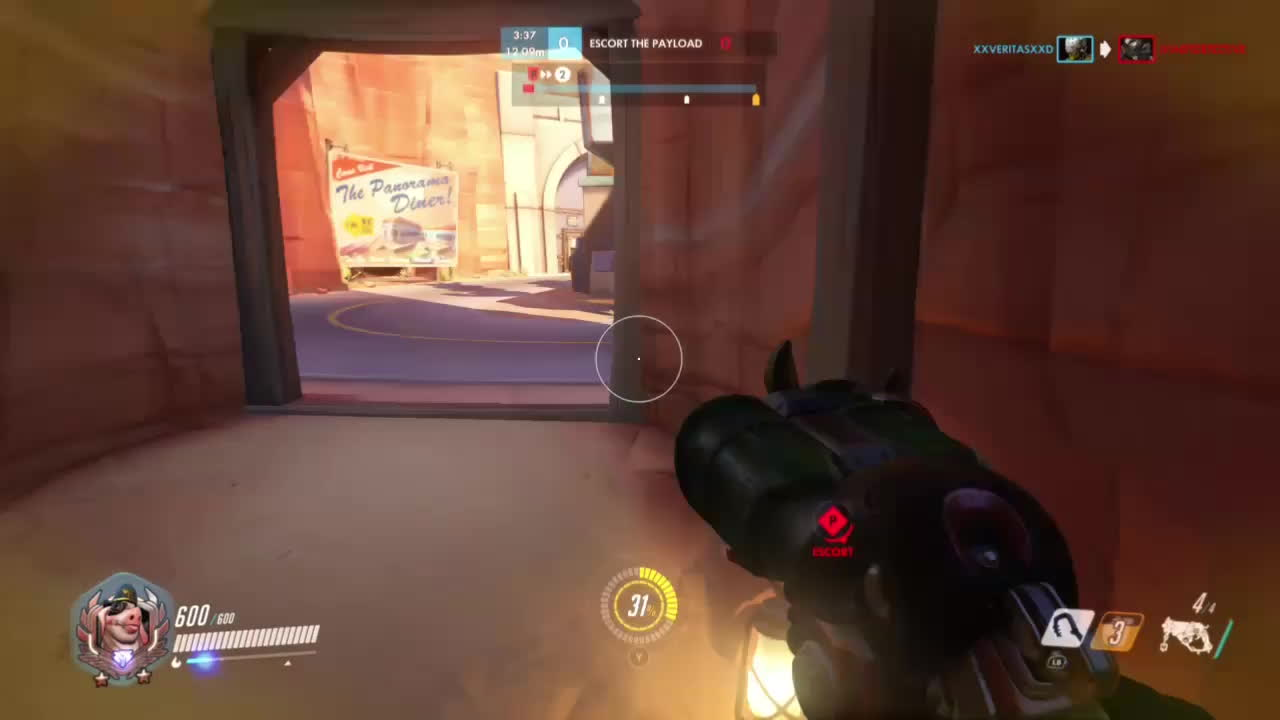 OWConsole, Overwatch, Healers come first GIFs