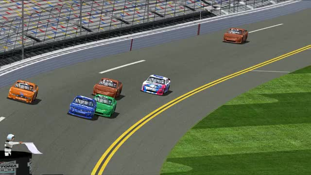 Watch and share NASCAR Racing 2003 Season 2019.01.30 - 16.38.40.10 GIFs by hoangkong on Gfycat