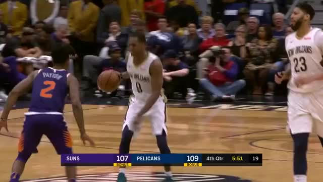 Watch Holiday layup GIF on Gfycat. Discover more related GIFs on Gfycat