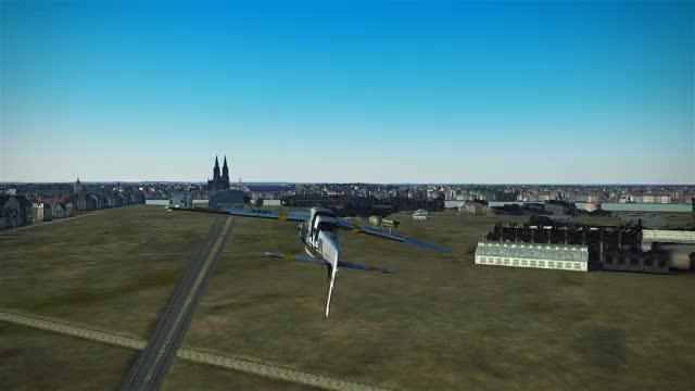 Watch and share IL-2 Sturmovik  Battle Of Stalingrad 2020.03.31 - 18.09.11.13 GIFs by mordrac on Gfycat