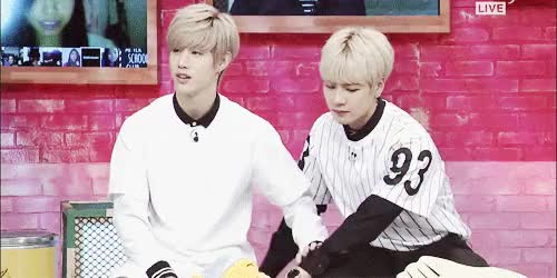 Watch and share The Markson Show GIFs and Jackson Wang GIFs on Gfycat