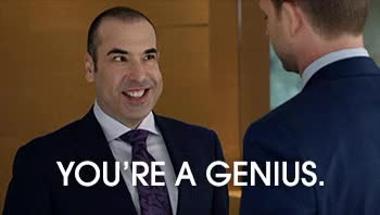 Watch New trending GIF tagged tv suits genius suits… GIF on Gfycat. Discover more rick hoffman GIFs on Gfycat