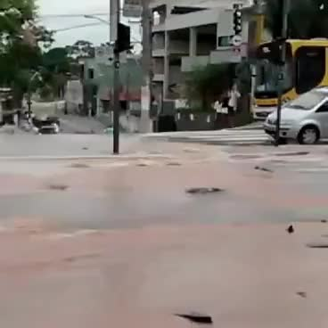 Watch and share Biker Vs Pothole GIFs on Gfycat