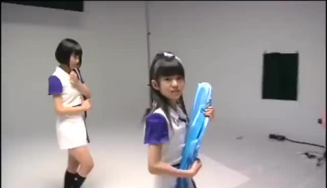 Watch and share Sakura Gakuin GIFs and Moa Kikuchi GIFs on Gfycat