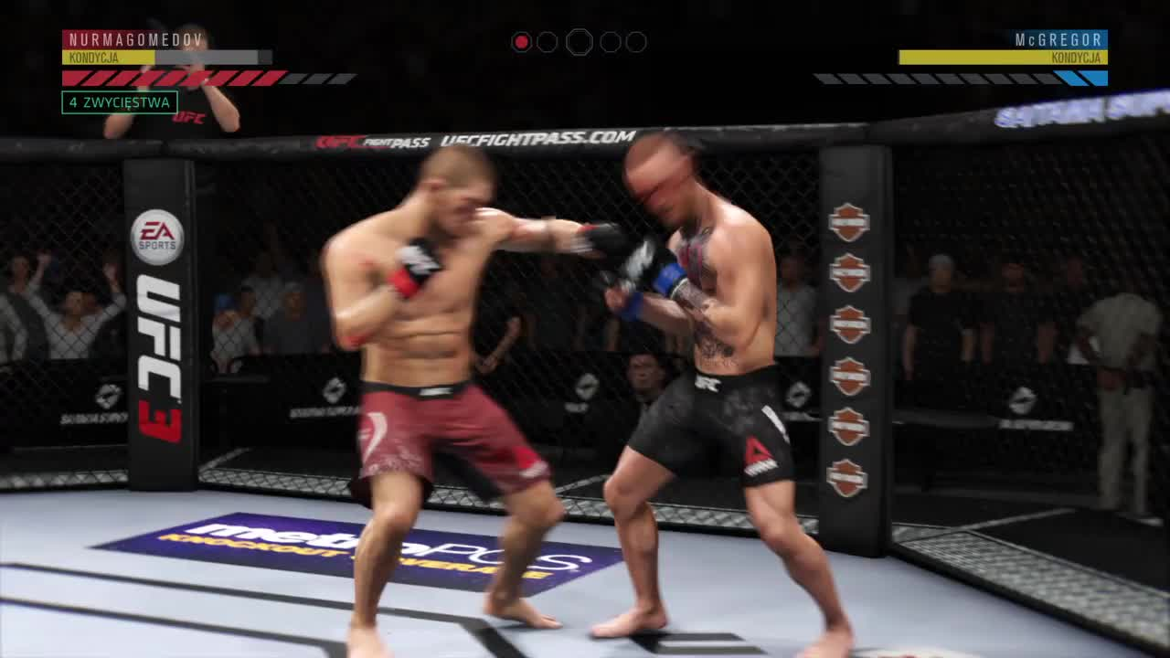 #PS4share, EA SPORTS™ UFC® 3, Gaming, PlayStation 4, Robson, SheridiaN_, Sony Interactive Entertainment, mma, EA SPORTS™ UFC® 3_20190316183412 GIFs