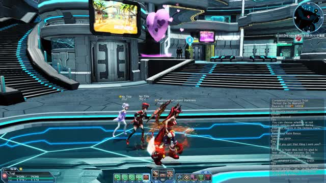 Watch and share Phantasy Star Online 2 2019.02.10 - 15.37.22.03 GIFs on Gfycat