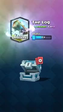 Watch and share Getting Legendary From Silver Chest - Clash Royale GIFs on Gfycat