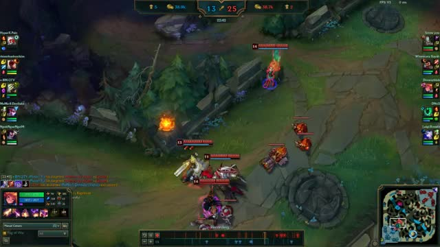 Watch and share Vayne GIFs by 1111 on Gfycat