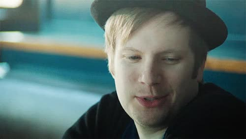 Watch and share Patrick Stump GIFs on Gfycat