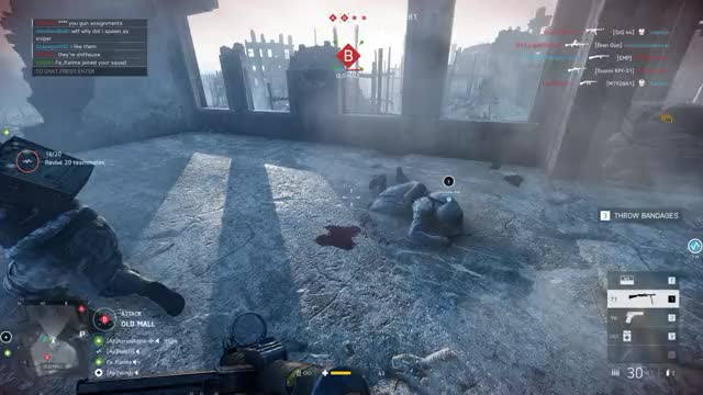 Watch Laggy headbutt GIF by Nungy's stupid game moments (@nungynup) on Gfycat. Discover more battlefield GIFs on Gfycat