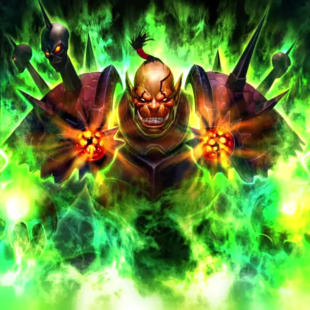 Watch Demon Armor GIF by @nicholaskinney on Gfycat. Discover more hearthstone GIFs on Gfycat