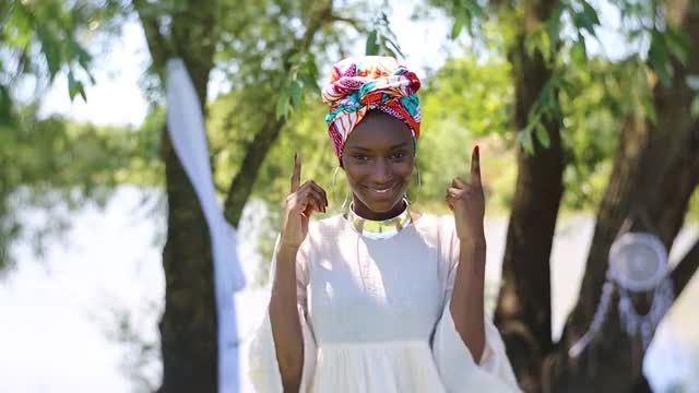 Watch and share African Print GIFs and Headwrap GIFs on Gfycat