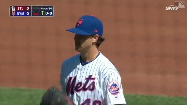 Watch and share Seven Strikeouts GIFs and Degrom's Seven GIFs on Gfycat