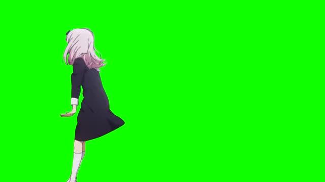 Watch and share Chika Dance Green Screen GIFs on Gfycat