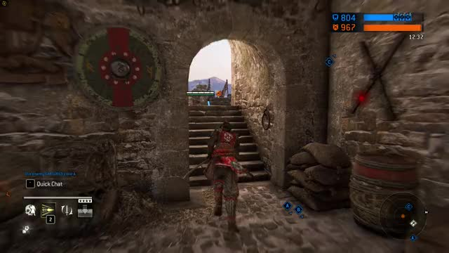 Watch and share Forhonor GIFs by sonofaselkie on Gfycat