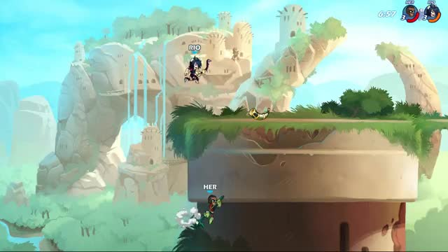 Watch 63 GIF by riotsenpai on Gfycat. Discover more Brawlhalla GIFs on Gfycat