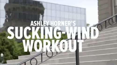 Watch FITNESS Online! GIF on Gfycat. Discover more ashley Galvin, fitness workout, gif, jump, jumping, legs workout, run, street workout GIFs on Gfycat