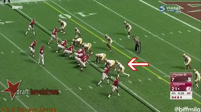 Watch james6 (QB pressure, force throwaway) GIF on Gfycat. Discover more related GIFs on Gfycat