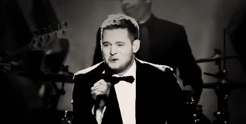 Watch and share Vocal Profile GIFs and Michael Buble GIFs on Gfycat