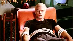 Watch I Could Make You Happy GIF on Gfycat. Discover more Buffy The Vampire Slayer, btvs, buffy summers, mine, spike, xander harris GIFs on Gfycat