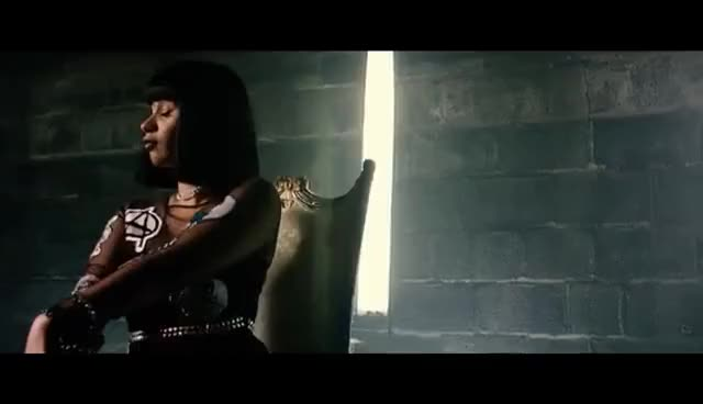 Watch and share Cardi B - Bodak Yellow [OFFICIAL MUSIC VIDEO] GIFs on Gfycat